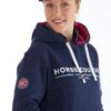 horse couture hoodie chiron equestrian lampeter