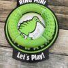 green kiwi walker dog toy chiron lampeter