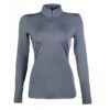 hkm base layer Lampeter grey chiron equestrian