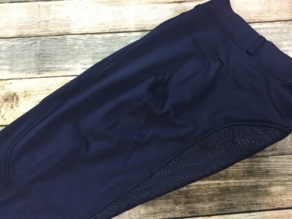 sheldon navy winter riding tights chiron equestrian lampeter