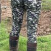 Sheldon camouflage riding tights Chiron Lampeter