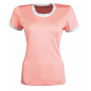 HKM ladies coral short sleeve top chiron equestrian clothing Lampeter