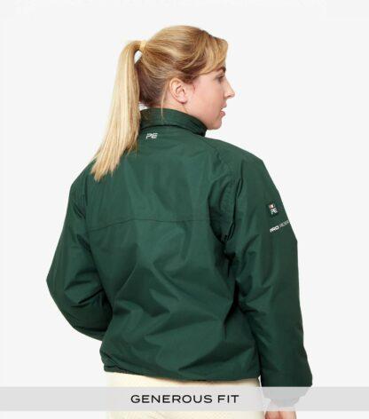 Premier equestrian waterproof jacket unisex Chiron equestrian lampeter